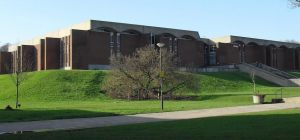 University of Sussex library