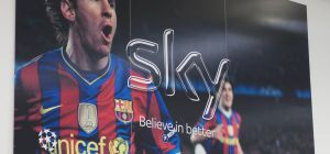 The Webhelp team in Falkirk supported Sky with the launch of Sky Mobile