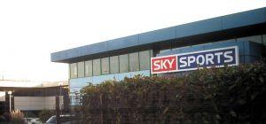 Sky Sports building
