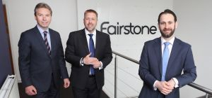 Shawn Bone of Cavu, Lee Hartley of Fairstone and Philip Clare of Muckle LLP