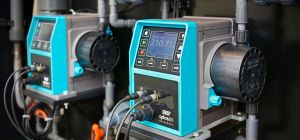 Qdos pump technology cuts maintenance time from 1.5 hours to just 5 minutes at effluent treatment pl