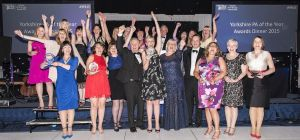 All the winner's from the first ever Yorkshire PA of the Year Awards.