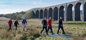 Three peaks training walk