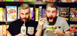 The Keery Brothers, Cereal Killer Cafe