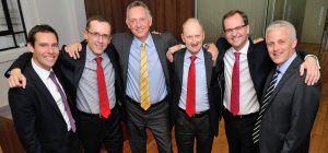 The Corporate Finance team at CLB Coopers