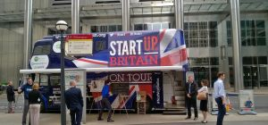 Joining Sage as a headline sponsor of the tour, RBS is providing the bus, the NatWest Mobile Busines