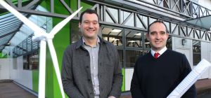 Richard Horan and Horan Engineering and Tom Creer of Beresford Adams Commercial.
