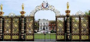 Golden gates - Warrington's financial status beats the banks'