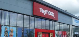 TK Maxx, Manor Walks