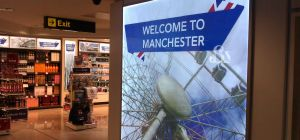 Welcome to Manchester: Exit through the gift shop / duty free