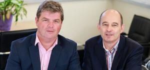 Simon Johnson and Jonathan Gold, Rivers Capital Partners.
