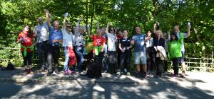 Ilkley businesses and community gather for 'Get Ilkley Walking' with Approach PR