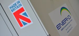 ENER-G CHP system carries the Made in Britain marque