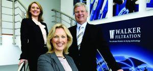 Walker Filtration Win Queen's Award for Enterprise in Innovation