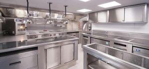 C&C Catering Equipment Ltd - Ynyshir Hall kitchen installation project