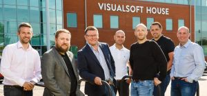 Visualsoft has partnered with GrowthFunders to seek funding for employee engagement tool, Hive