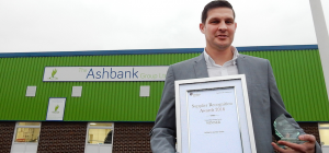 Stephen Gosnay, Ashbank Laundry Centre