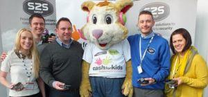Cash for Kids partnership