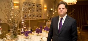 Dan Gill, founder of caterer and event management company Dine