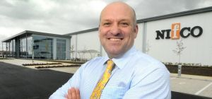 Mike Matthews MBE, managing director of Nifco UK and European operations manager