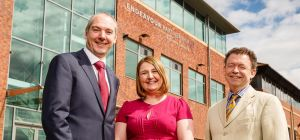 Nick Dent (chartered legal executive and accredited mediator), Sharon Hutchinson, (practice manager)