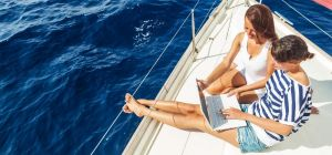 THE YACHT CONCIERGE ANNOUNCES GLOBAL PARTNERSHIPWITH ROAMINGEXPERTTOREDUCEDATA CHARGES FOR THEM