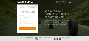 TyresOnTheDrive.com has closed an investment round worth up to £8m.