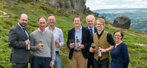 Martin Frost (Lupton Fawcett Denison Till), Paul Nolan (GCP), Chris Ives, Richard Shelton (Ilkley Br