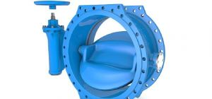 ROCO wave butterfly valve