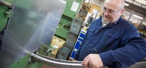 Muller Holdings in Cleobury Mortimer is one of the companies investing in new machinery and technolo