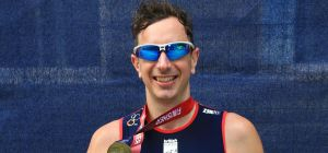 Robert Cumming prepares for Duathlon World Championships in Adelaide with Team GB