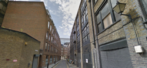 Blossom Street off Shoreditch High Stree. Photo: Google Maps