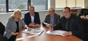 Incommunities signed a contract with dutch firm iQwoning earlier this week.