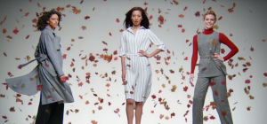 A still from M&S' Women's Fashion Autumn 2016 advert. Image: Marks and Spencer plc