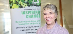 Michele Armstrong, Groundwork NE & Cumbria Partnership Manager