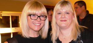 Anna Addison and Sue Thompson