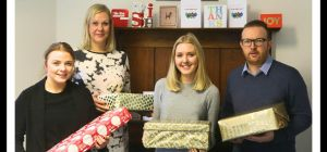 GLR Public Relations Shoebox Appeal