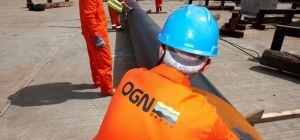 OGN completed the process module at its riverside facility in Wallsend, North East England