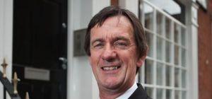Colin Gilbert, Leeds Law Society president.