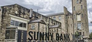 Sunny Bank Mills, near Farsley.