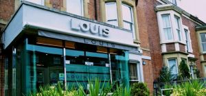 The current Louis site which is to be transformed into The Den.