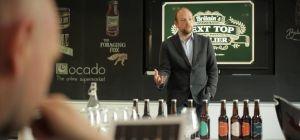 Allan Rice of Atom Beers