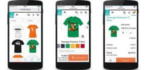 Spreadshirt Mobile Optimisation