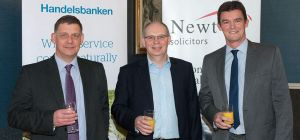 MEET THE PROFESSIONALS: Pictured (L to R) at Darlington Professionals Lunch at the Mercure Darlingto