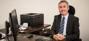 Damian Broughton managing director of Danbro