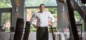 Cherry Tree Head Chef Farhad Rakini