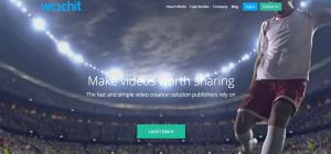 Video creation platform, Wochit, has secured $13m investment.