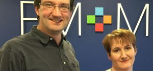 PM+M's David Gorton and Jane Parry