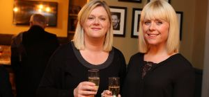 Sue Thompson and Anna Addison, founders of Thirsty Thursday