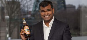Avi Malik's restaurant Raval will be serving Newcastle Brown Ale Curry at a charity event this Sunda